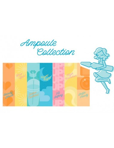 AMPOLLE COLLECTION 7 AUTÉNTICOS...